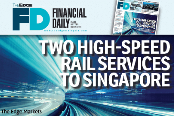 直通与停站式两项高铁服务往新加坡