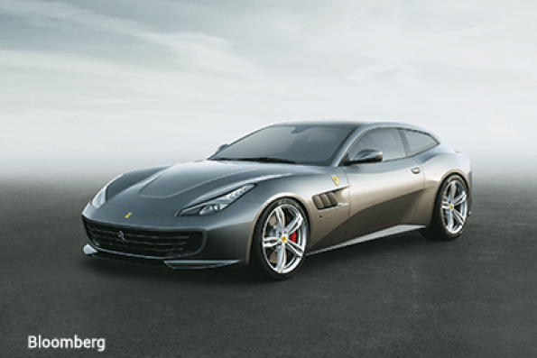 The Ferrari GTC4 Lusso is more than just a fresh FF