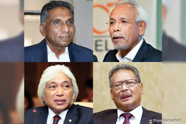 Major shake-out at GLCs and public institutions