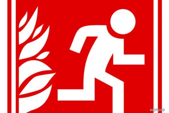 Handicapped man dies in Ipoh fire
