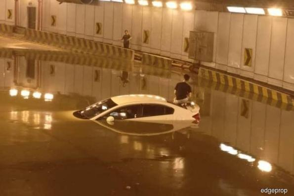 Viral photo of car trapped in flooded tunnel damaged our reputation, says SMART