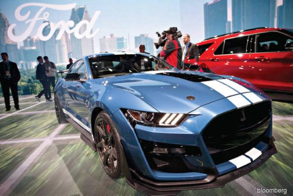 Shortlist of the Detroit auto show