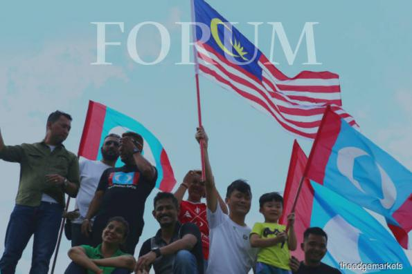 MySay: The new government gets distracted in this equilibrating process
