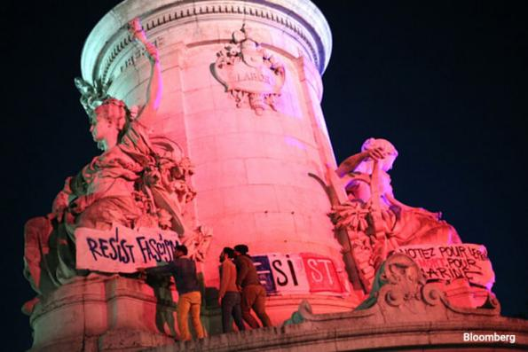 France discards the politics of left and right