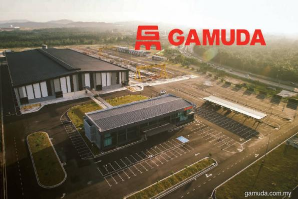 Gamuda most active, extends loss