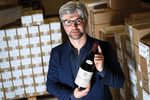 Wine: Swiss wine upstart takes on old world auctioneers