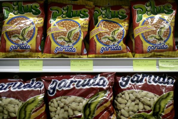 CVC Capital is said to invest in Indonesia's top snack producer
