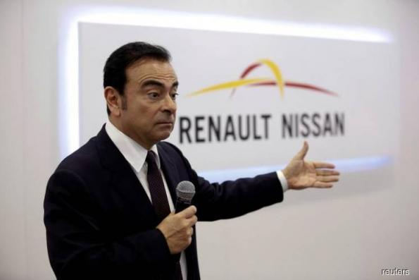 Renault-Nissan to pursue plans to split up various management roles — Ghosn