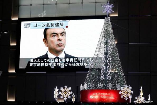Nissan ends Ghosn's two-decade reign with last-minute Renault backing