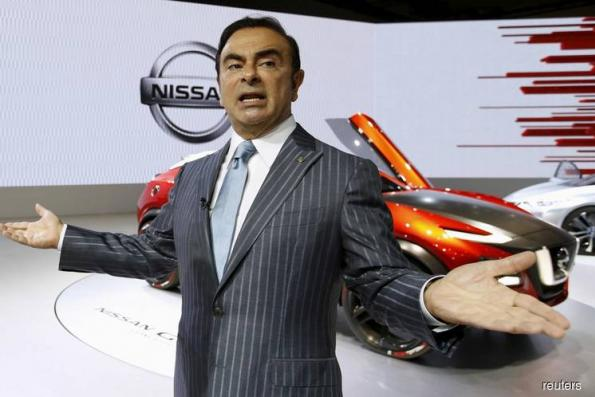Nissan's Ghosn says he is innocent in first appearance since November arrest