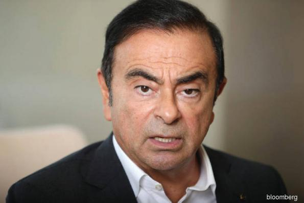 Ghosn's disputed pay triggers US$83m charge for Nissan