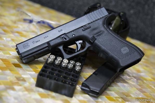 Gun-culture tourism thrives in Las Vegas