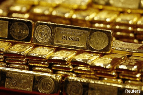 Gold suffers worst run since October as slide below US$1,200 looms