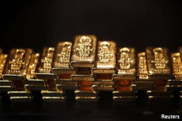 Gold isn't behaving in practice the way it should in theory