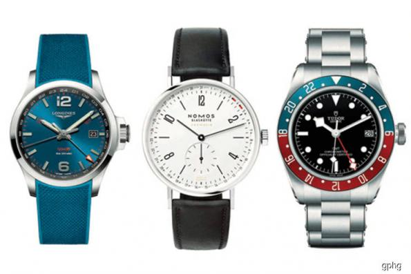 Inclusivity all the rage at 'Oscars of watchmaking'