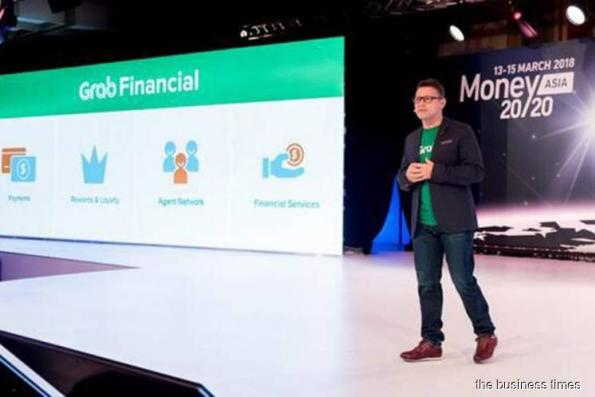 Grab Financial could disrupt banking sector