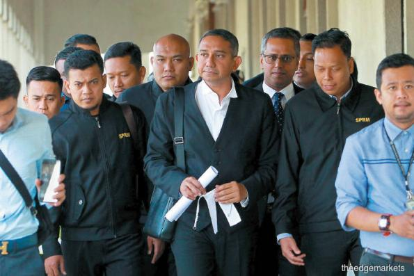 Umno lawyer claims trial to laundering RM15m