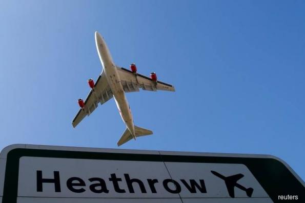 London's Heathrow consults public as it eyes thousands more flights
