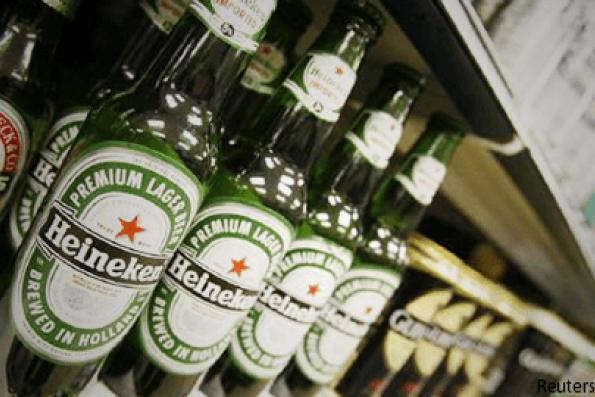 Heineken in talks over Kirin's struggling Brazil business