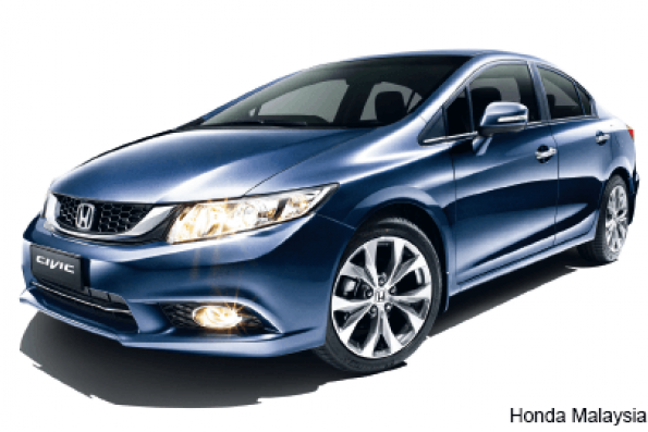 Honda achieves half a million vehicle sales