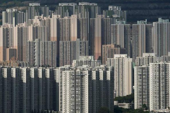 Hong Kong homes sell out. That's not the good news you may think