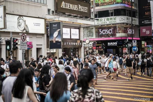 Hong Kong takes crown from Manhattan for sky-high store rents