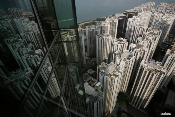 Hong Kong home prices cool for 2nd straight month as investment conditions worsen
