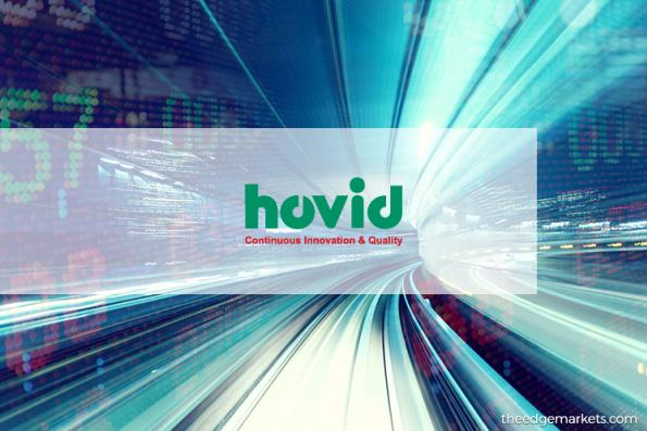 Stock With Momentum: Hovid
