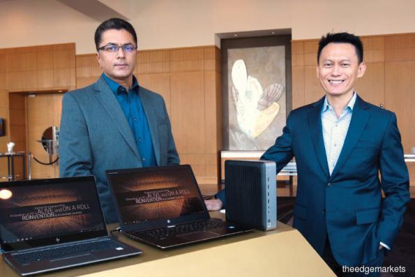 Industry 4.0: HP's transformation plan