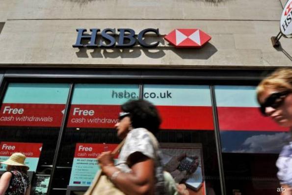 A new skipper for HSBC's US$2.5 trillion ship?