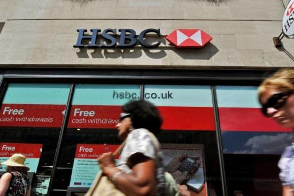 HSBC bosses grilled on bank's gender pay gap and diversity