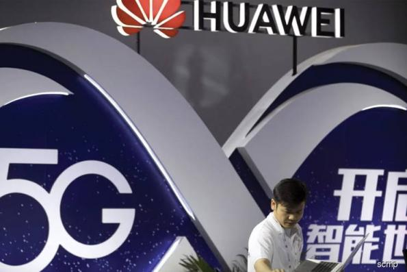 Huawei will force split between US, China
