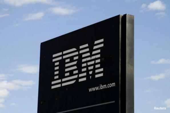 IBM names James Kavanaugh as CFO, replacing Schroeter