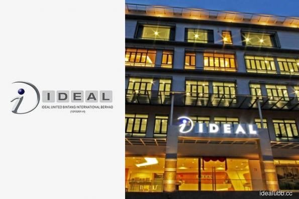 大股东拟注入资产 Ideal United Bintang升4.1%