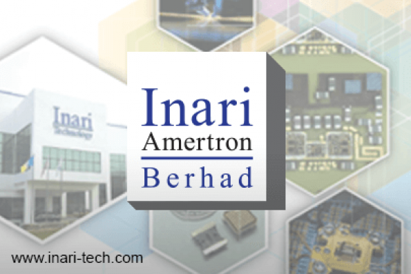 Inari rises 2.12% on getting approval for RM100m matching grant