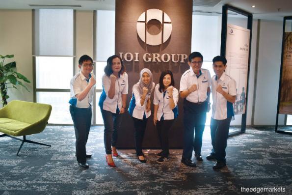 IOI Corp to run in full business gear