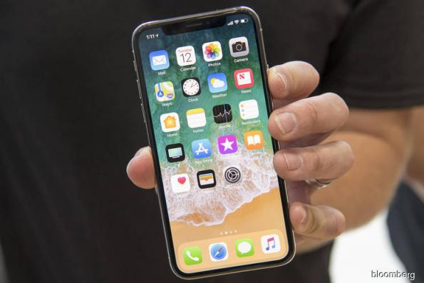Apple suppliers rally on signs of strong iPhone X demand