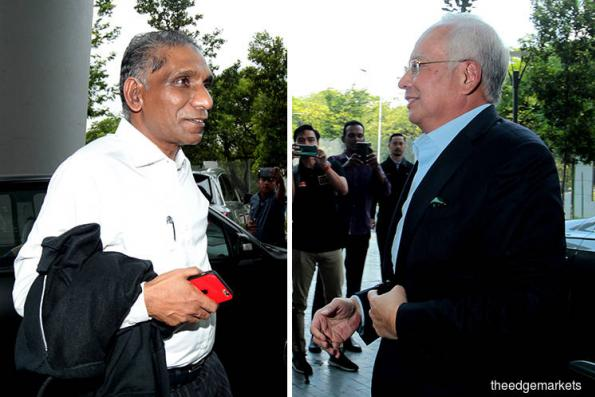 MACC confirms will charge Najib, Serigar tomorrow over misuse of govt funds