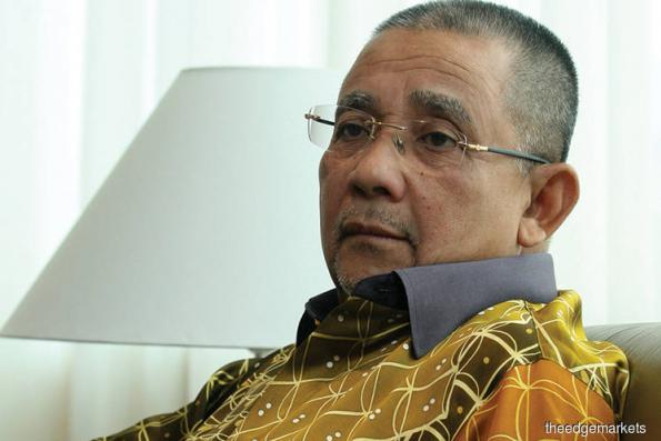 Report: MACC set to charge Isa Samad over Felda hotel buy