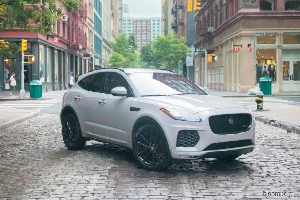 Cars: The Jaguar E-Pace a solid contender