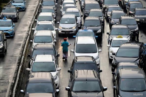 Traffic-clogged Jakarta plans to invest over US$40b in infrastructure in next 10 yrs