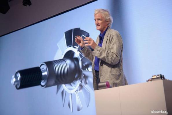Inventor Dyson keen to bring new investments into Malaysia