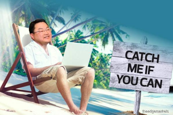 Story Of The Year: Who will finally capture Jho Low?