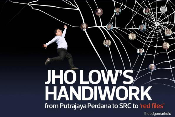 Cover Story: Jho Low's handiwork from Putrajaya Perdana to SRC to 'red files'