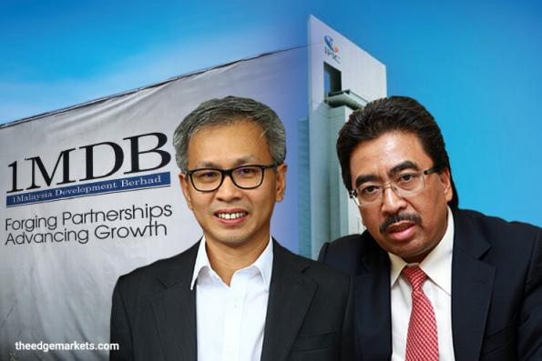 Is Johari blaming PM for sacrificing US$3.5b in 1MDB's settlement with IPIC, asks DAP's Pua
