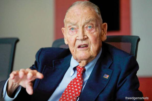InTheKnow: John Bogle, the father of index investing