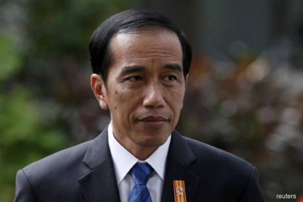Jokowi says his reforms are a success with growth above 5%