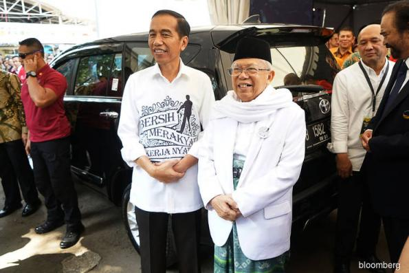 Jokowi holds big lead before first Indonesia presidential debate