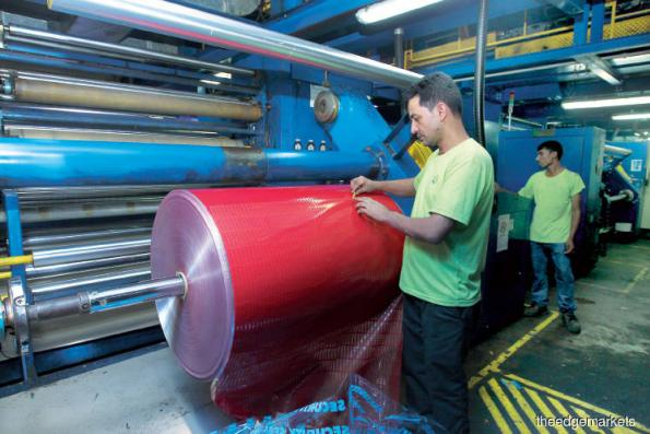 Tape maker SB Group makes success stick