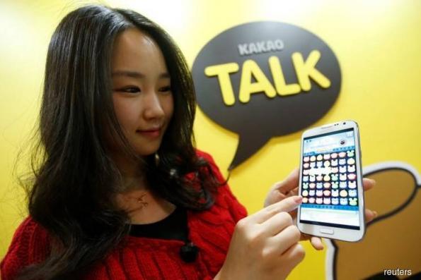 South Korea's Kakao Corp lists GDRs on SGX Mainboard